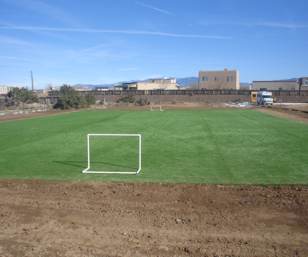 Synthetic Grass Installation | New Mexico Synthetic Turf - Albuquerque, NM